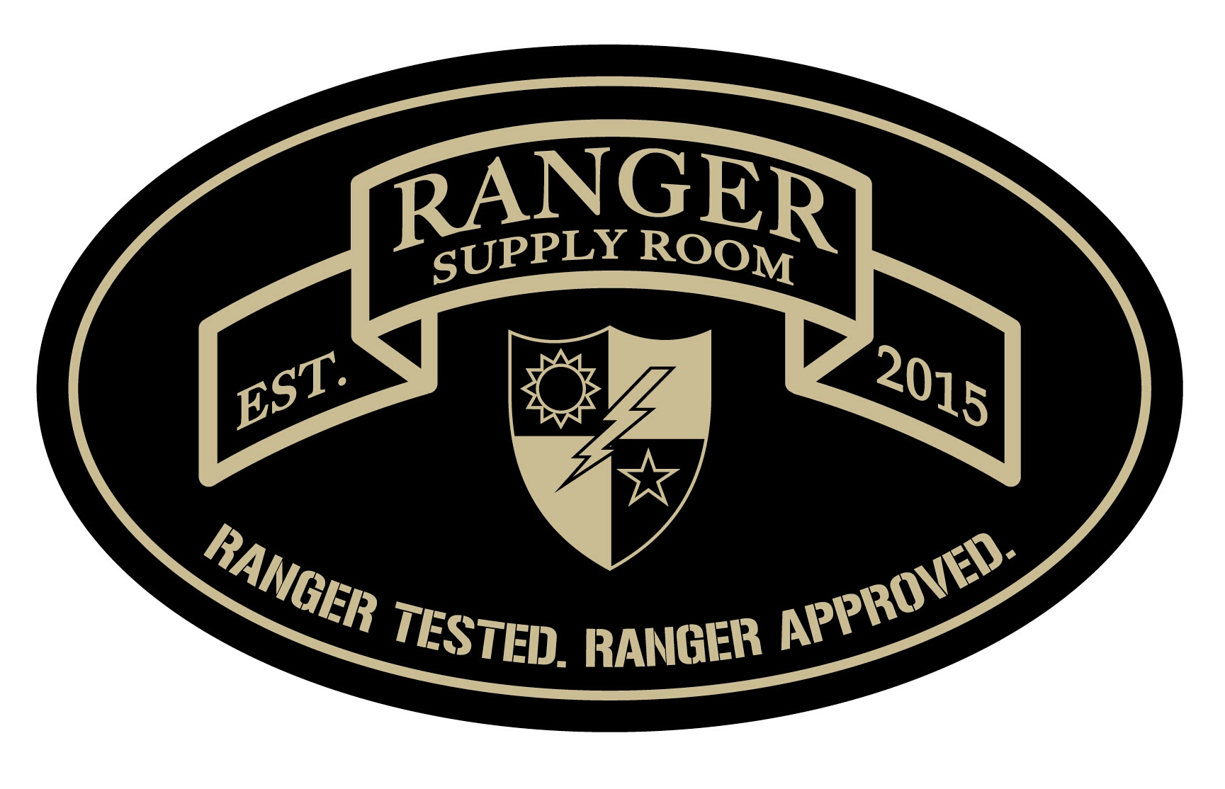 ranger supply room